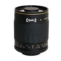 Opteka 500mm Telephoto Lens For Pentax 645z 645d K-3 K-500 K-50 K-5 K-50 K-30