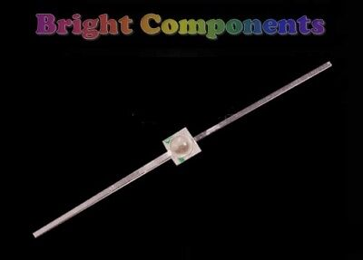 1st class post-UK 10 x LED GIALLO 1.5 mm Assiale-Ultra Bright