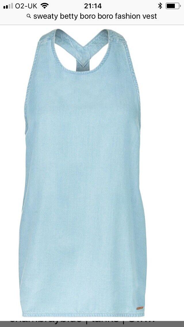 Sweaty Betty BGold BGold Fashion Gilet Größe XS