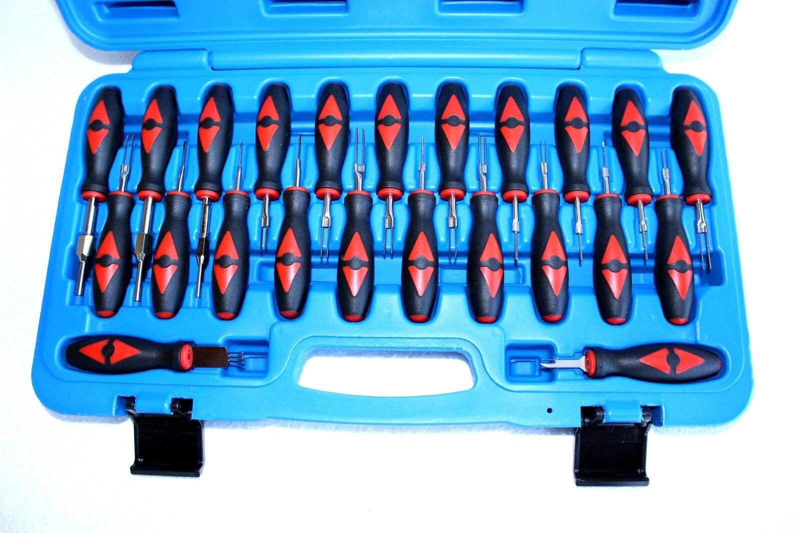 PREMIUM ISO Entriegelungswerkzeug Pin Steckkontakte Auspinwerkzeug Lösewerkzeug