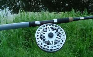 """FLOAT FISHING REEL 5/"""" WITH 2 BALL BEARINGS NEW"""