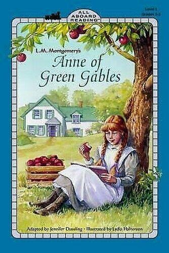 Anne von Grün Gables von Dussling, Jennifer A