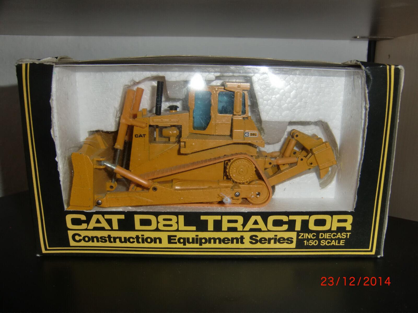 CAT D 8 L Dozer - mit OVP - NZG 1 50    Ausgezeichnete Leistung
