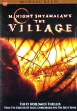 The Village (DVD, 2005, Widescreen)