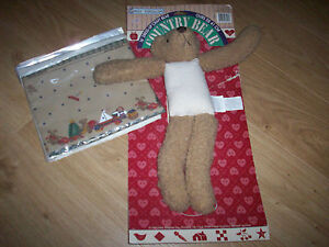 Dress up craft 16039039 bear dress amp bloomers material included Country bear NEW - <span itemprop='availableAtOrFrom'>Wednesbury, United Kingdom</span> - Dress up craft 16039039 bear dress amp bloomers material included Country bear NEW - Wednesbury, United Kingdom