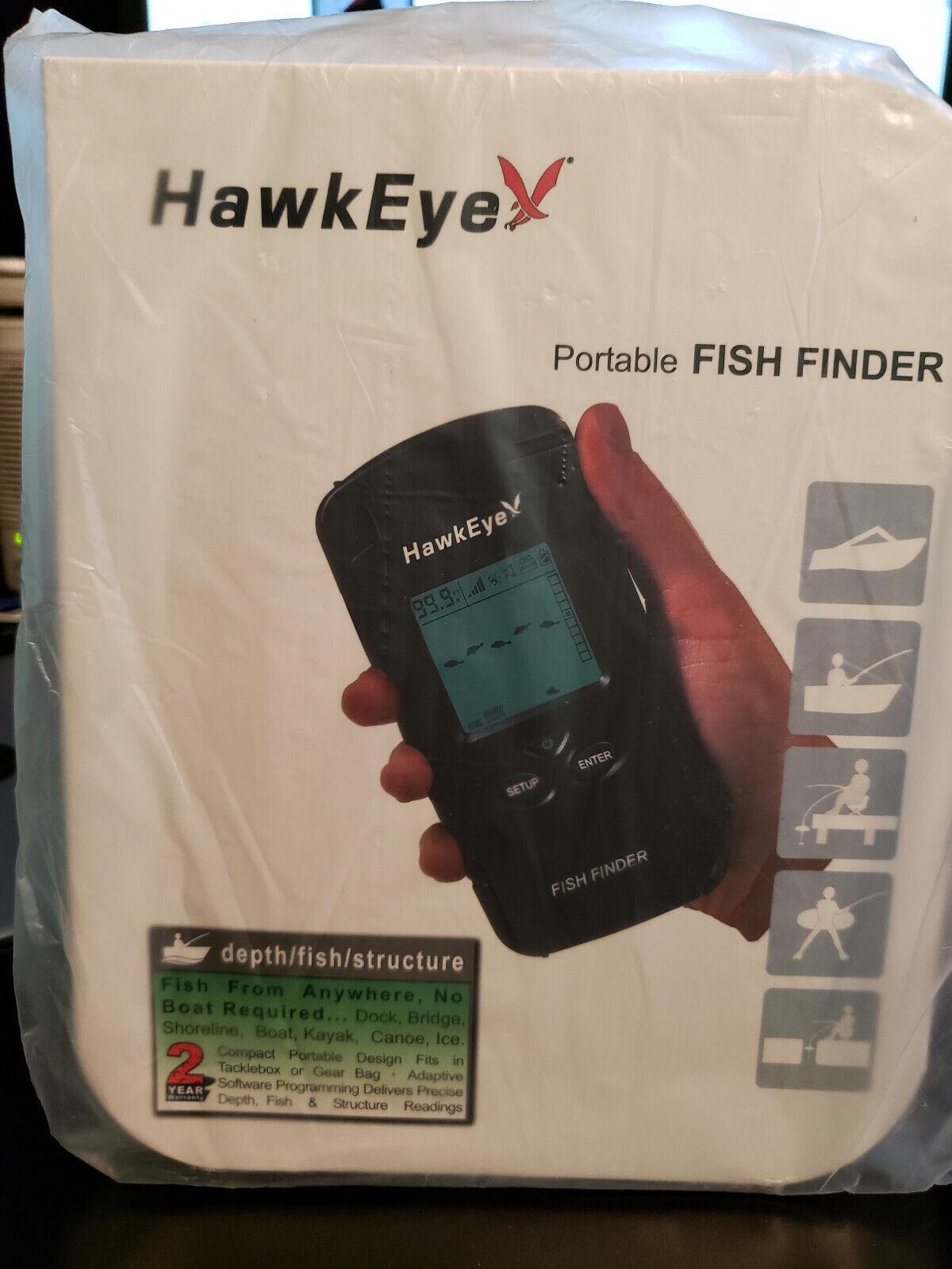 Norcross Hawkeye F33p Fish Finder Manual