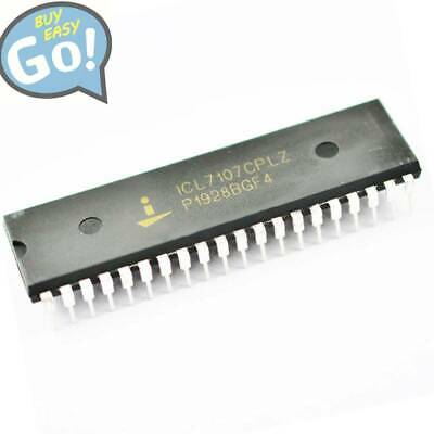 ICL7107CPLZ 40 pin LCD//LED display A//D converter