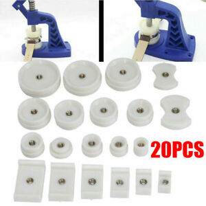 20-Pieces-Watch-Back-Press-Fitting-Dies-Repair-Kit-Round-Rectangular-Replacement