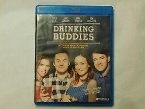 Drinking Buddies (Blu-ray Disc, 2013) DVD USED ...