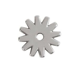 Weaver-Replacement-Rowel-for-Spurs-Stainless-Steel-Polished-1-1-4-12-pts