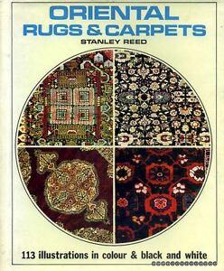 Reed-Stanley-ORIENTAL-RUGS-amp-CARPETS-1972-Hardback-BOOK