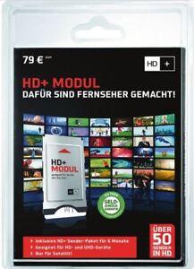 HD+ Modul inkl. HD+ Karte (6 Monate) HD Plus UHD 4K NEU OVP