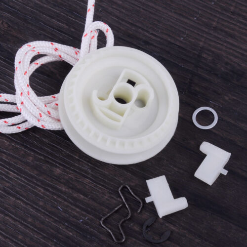 Recoil Starter Rope Pulley /& Pawl Kits for Stihl 021 023 025 MS210 MS230 MS250