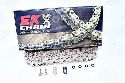 EK Chains 520 x 76 Links SRO6 Series Oring Sealed Gold Drive Chain