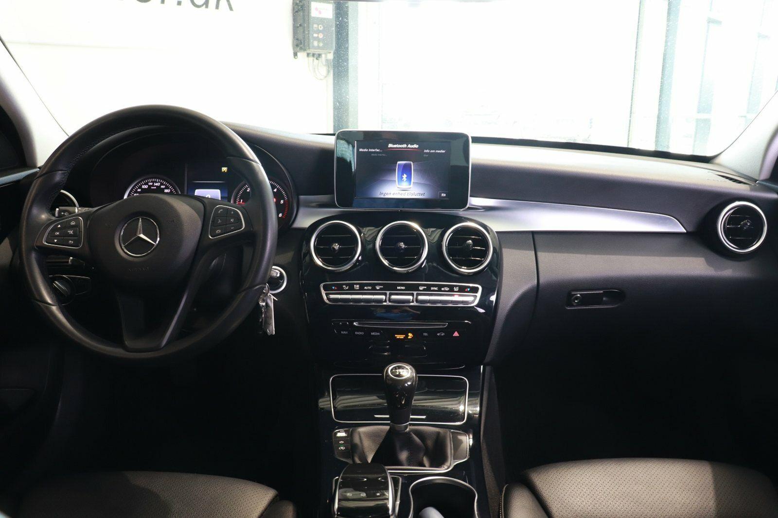 Mercedes C200 d
