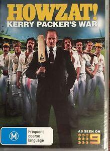 Howzat-Kerry-Packer-039-s-War-DVD-2012-3-Disc-Set-BRAND-NEW-amp-SEALED