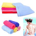 Up Exfoliating Nylon Bath Shower Body Cleaning Washing Scrubbing Cloth Towel