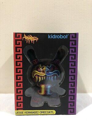 Kidrobot-2018 Dunny 5 inch OMECOATL by Jesse Hernandez