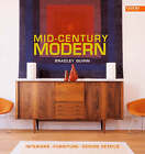 Mid-Century Modern: Interiors, Furniture, Design Details by Bradley Quinn (Hardback, 2004)