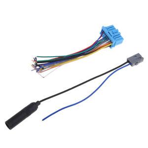 Cool Car Radio Wiring Harness And Antenna Cable Kits For Honda Suzuki Wiring Digital Resources Dimetprontobusorg