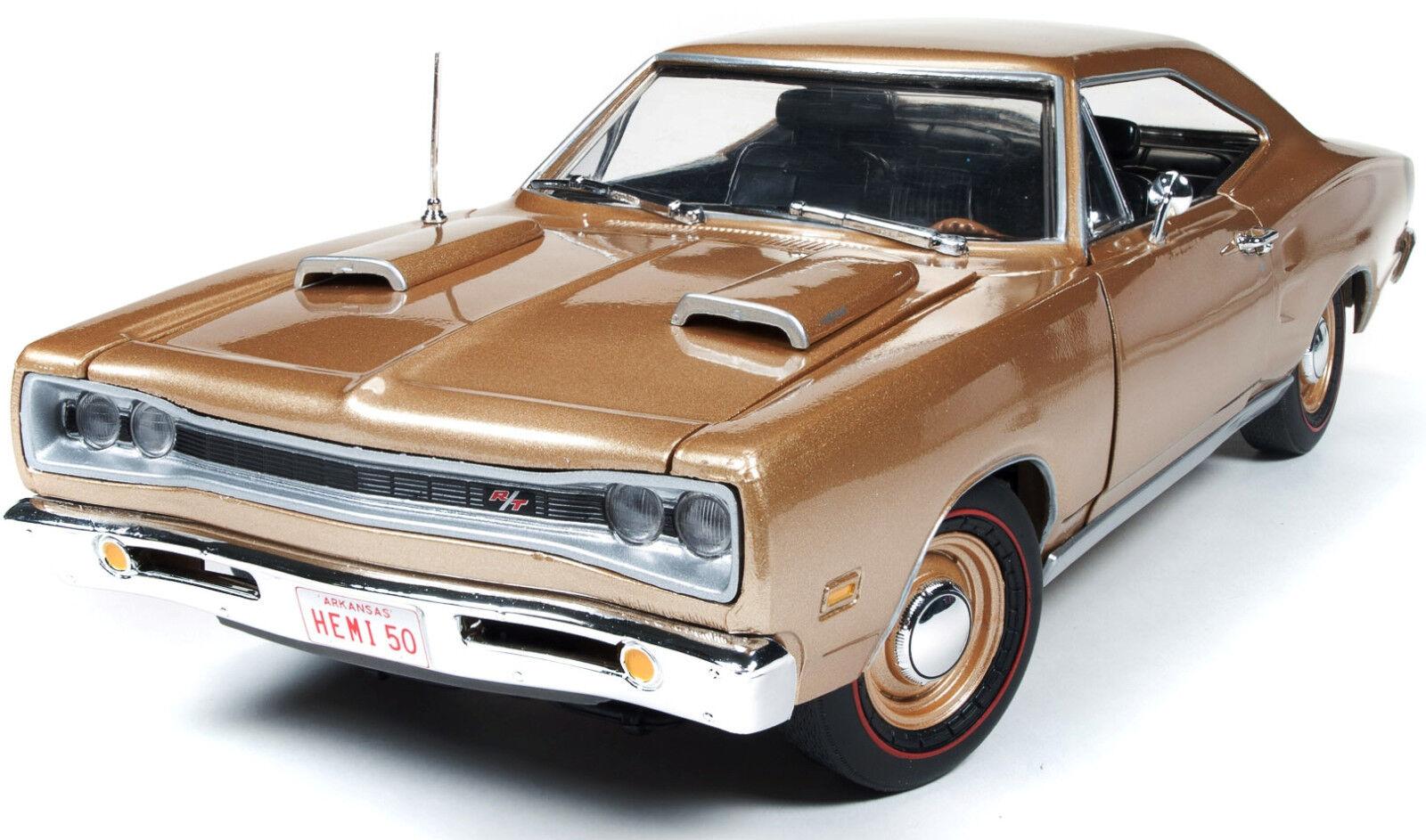 1969 dodge cGoldnet r   t licht bronze 1,18 auto - welt 1024
