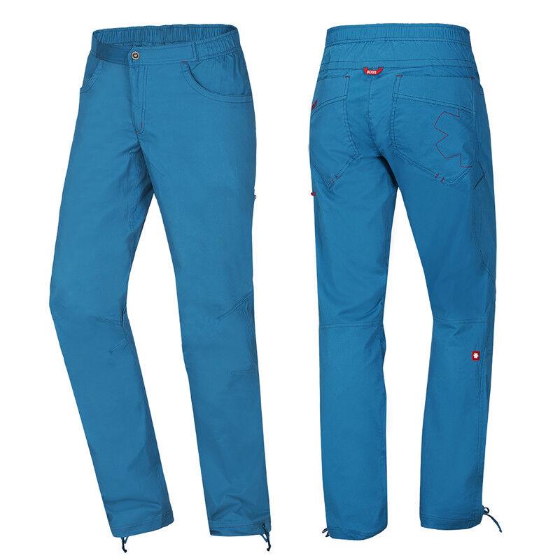 Ocun Ocun Ocun Drago Pants Herren Kletterhose Sporthose capri Blau 2a8fa1