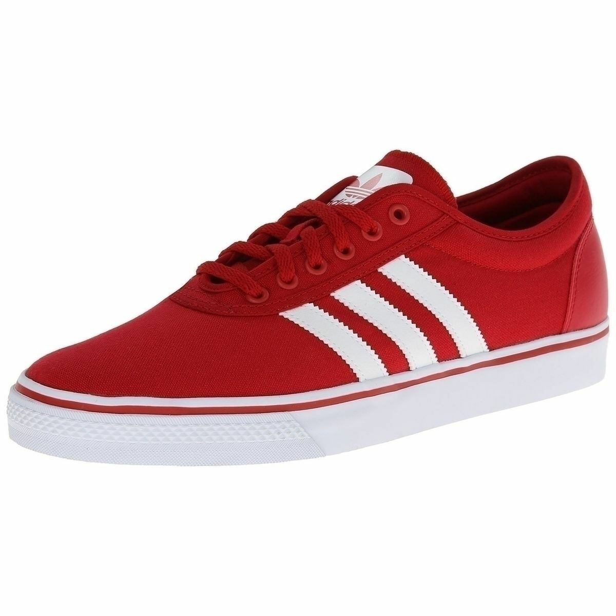 ADIDAS ADI-EASY LOW SNEAKERS MEN SHOES RED WHITE C75612 SIZE 12 NEW