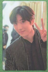 SF9 Turn Over 9th Mini Album CHANI Photocard Special Edition F Version