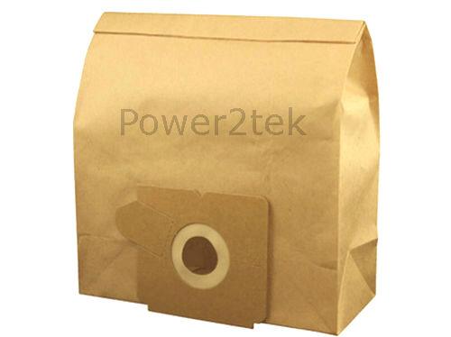 10 x E53 hoover sacs pour electrolux Z4472 Z4473 Z4484 uk stock