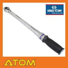 10-60 Nm 9 x 12 mm KING TONY 345124DG Adjustable Torque Wrench