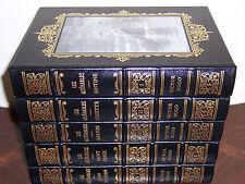 Easton Press LES MISERABLES by Victor Hugo 5 vols