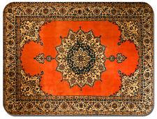 Persian Rug Design Print Mouse Mat. Vintage Carpet Print Quality Mouse Pad #7