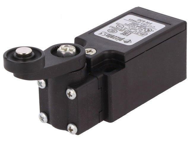 FR 1454 Limit switch NC x2 10A max.250VAC PG13,5 IP67 PIZZATO ELETTRICA