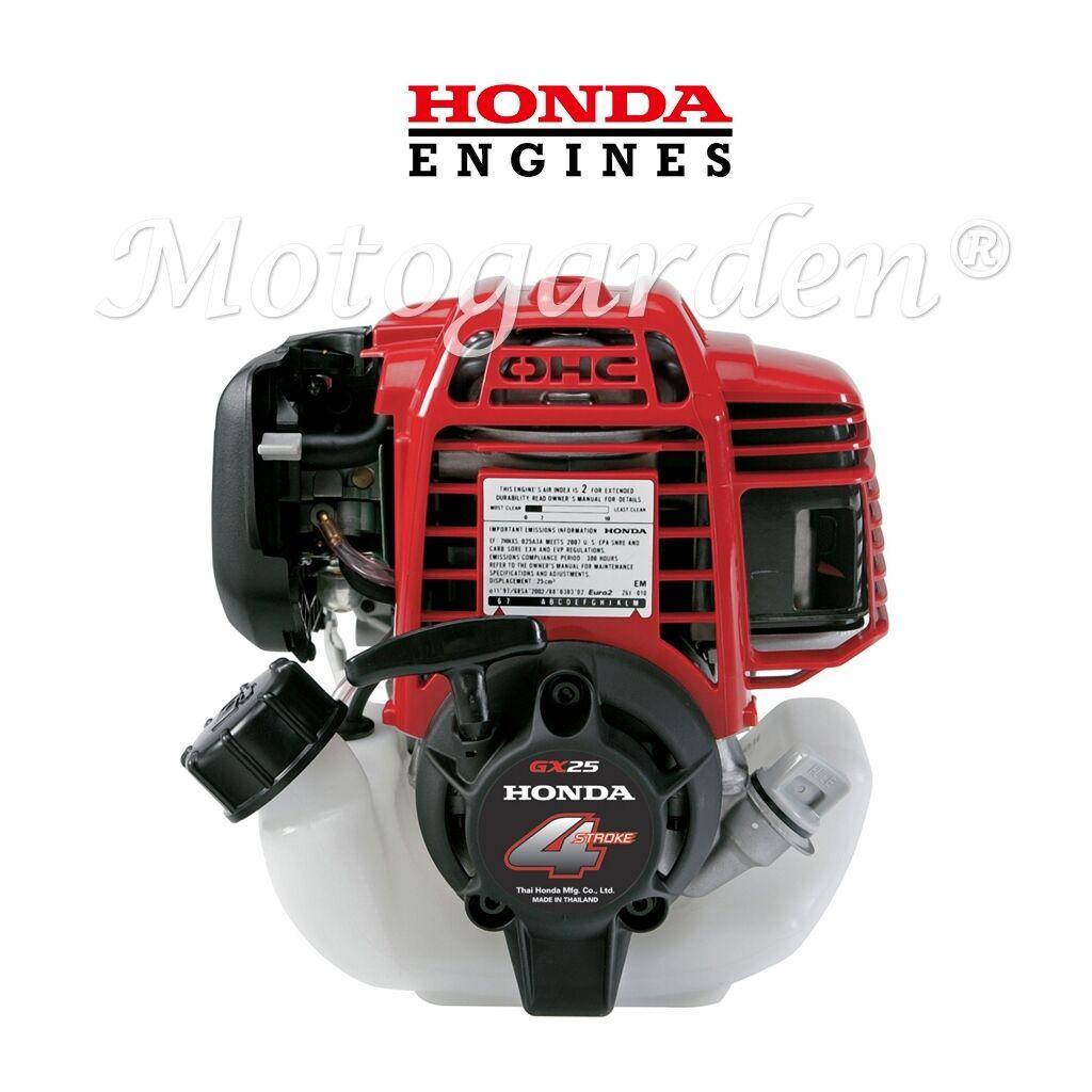 garanzia di credito Motore Honda GX25 a benzina 4 tempi per riparare riparare riparare decespugliatori  in vendita