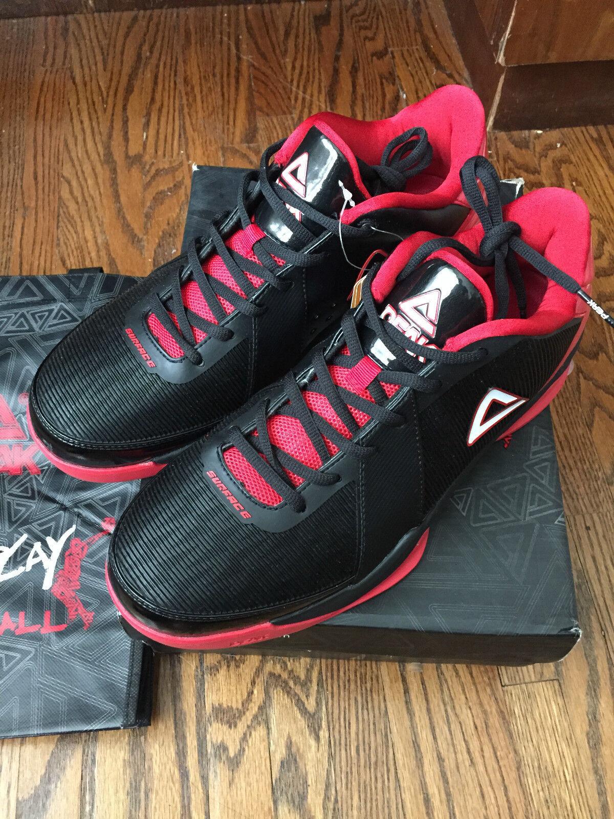 PEAK Team NBA Tgoldnto Raptors Kyle Lowry Signature Basketball shoes SIZE US10