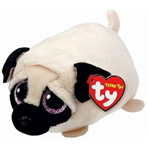 TY Beanie Boos - Teeny Ty Stackable Plush - CANDY the Pug (4 inch ... 00345e0de69