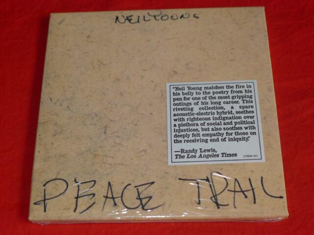 Peace Trail [Digipak] by Neil Young (CD, Dec-2016, Reprise)