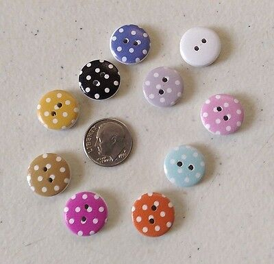 """15mm 827 Lot of 20 DRAGONFLY 2-hole Wooden Buttons 5//8/"""" Craft Scrapbook"""