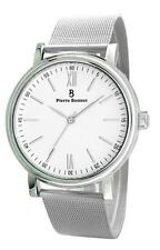 Orologio polso Uomo Pierre Bonnet 9005M milano Acciaio elegante tondo classico