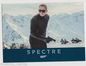 JAMES-BOND-ARCHIVES-2016-SPECTRE-EDITION-TRADING-CARDS-BASE-SET