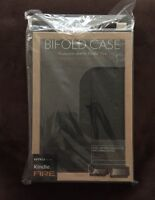 Nyko Bifold Protective Case For 7in. Kindle Fire Or Kindle Fire Hd, 7in, Black