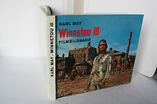 Karl May - Bertelsmann Lesering Film-Bildbuch - Winnetou III SEHR SCHÖNES EXEMPL