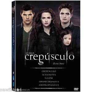SAGA-CREPUSCULO-AMANECER-DVD-NUEVO-SIN-ABRIR-LUNA-NUEVA-ECLIPSE-10-DISCOS