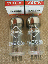 NOS EABC80 1x RSD Röhre-Tube-Valve 4-fach Röhre
