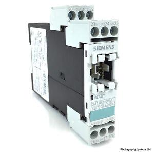 Digital Module 3UF7300-1AU00-<wbr/>0 Siemens 3UF73001AU000 *New*