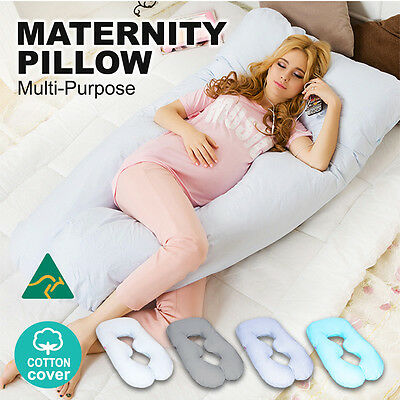 Aus Made Maternity Pillow - Various Colours