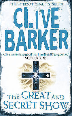 1 of 1 - (Good)-The Great and Secret Show (The Art) (Paperback)-Clive Barker-0006179088