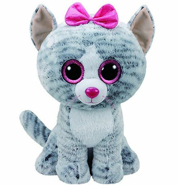 6d850b9dfe9 Ty Beanie Babies 36838 Boos Kiki The Cat Large Boo Buddy for sale ...