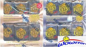1994-95-Ultra-Basketball-Factory-Sealed-36-Pack-Retail-2-Box-Lot-Series-1-amp-2