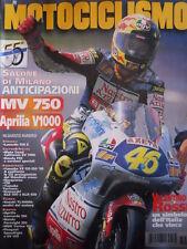 MOTOCICLISMO n°9 1997 Laverda 750 S Kawasaki KLE 500 KLR 650 Suzuki TL1000S[P35]